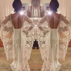 This dress by Grace Loves Lace is kind of amazing.