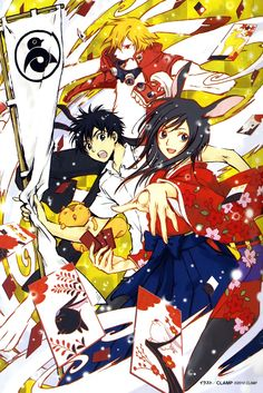 Summer Wars - CLAMP (Official Art from Summer Wars Official Comic Anthology)