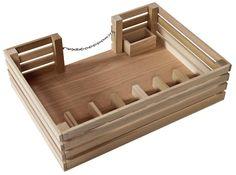 Amish Wooden Toy Mini Stock Yard | Amish Farm Toys | Amish Toys 47428