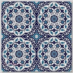 """Tile Collections by """"Home of Iznik"""" Gorgeous tiles for flooring, backsplash, wall accent, countertops, powder room, bathroom, etc."""