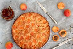 Sárgabarackos frangipán avagy sült mandulakrémes pite Mousse Cake, Winter Food, Cake Designs, Baking, Dessert Ideas, Cook, Bakken, Backen, Sweets