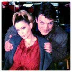 CleverDever: If this whole #Castle show doesn't take off, @Nathan Fillion & I will star in our own sitcom. What should we call it?