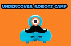 Using Dash robots from for some creativity and over the summer Dash And Dot Robots, Dash Robot, Digital Technology, Technology 2017, Computer Coding, Coding For Kids, Programming For Kids, Learning Centers, Undercover