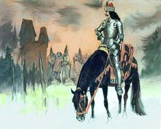 Warfare History Blog: The Night Attack 1462: Vlad the Impaler and ...