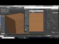Bài 8: Cách sử dụng Bitmap, Output, ColorCorrection, Unwrap UVW trong 3ds max - YouTube 3d Artist, 3d Max, Youtube, The Originals, Youtubers, Youtube Movies