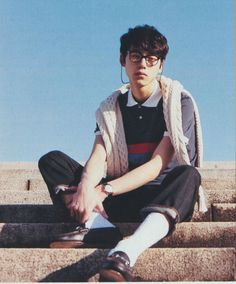 ImageFind images and videos about boy, kpop and model on We Heart It - the app to get lost in what you love. Japanese Men, Japanese Models, Asian Boys, Asian Men, Kentaro Sakaguchi, Male Poses, Human Poses, Man Photo, Looks Cool