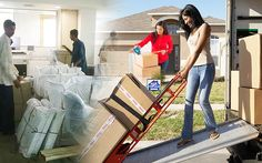 If you want to experience best home shifting services, then the packers and movers hired must be registered.