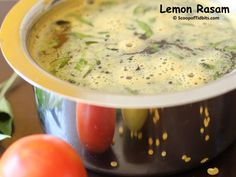 Lemon Rasam or Elumichai Rasam is one of the easiest and flavorful rasam. Rasam is made almost daily in majority of the South Indian homes. While there are