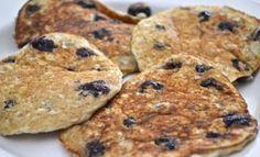 Oatmeal Blueberry Pancakes (2 smartpoints each)