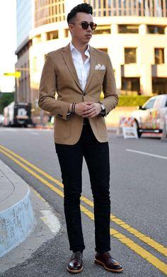 9e137364548 12 combinaciones de ropa para salir de noche. moda y estilo, moda masculina,