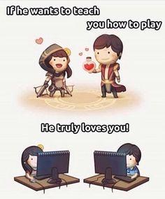 Looking for a gamer boyfriend. EUW :3