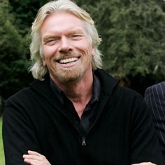 "Richard Branson:  ""You don't learn to walk by following rules. You learn by doing, and by falling over."""