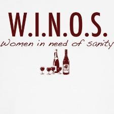 For my wine drinking friends!