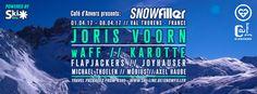 Café d'Anvers lanceert festival in de bergen