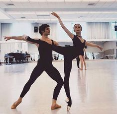 Natasha Sheehan and Angelo Greco, San Francisco Ballet