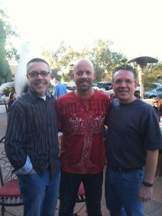 Ric, Steve, Mike