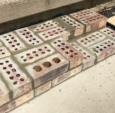 A New Brick Step! - Provident Home Design