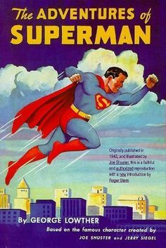 The Adventures of Superman by George F. Lowther (1995-04-... https://www.amazon.co.uk/dp/B01F9QB72E/ref=cm_sw_r_pi_dp_x_0u7AybR005VY9