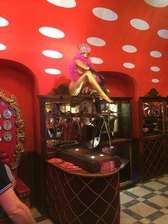 Museum of sex toys in Prague