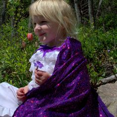 Princess Play Dress - Modest Princess Dress Up - Fairy Costume - Purple Sequin Cape - Fairy Cape Dress - Birthday Gift - Purple Princess by thebluekeystone on Etsy Sequin Cape, Princess Dress Up, Cape Dress, Birthday Dresses, Play Dress, Modest Dresses, Birthday Gifts, Fairy, Sequins