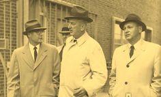 William Sutcliffe. Accused of murder. 1962.