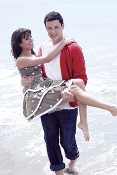 Cory Monteith Lea Michele