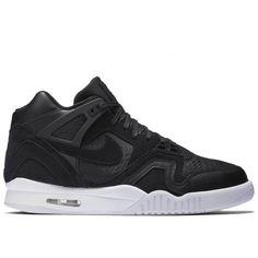 Nike - Air Tech Challenge II Laser - Black/Black-White