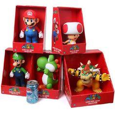 $19.29 (Buy here: https://alitems.com/g/1e8d114494ebda23ff8b16525dc3e8/?i=5&ulp=https%3A%2F%2Fwww.aliexpress.com%2Fitem%2FSuper-Mario-Mario-Luigi-Yoshi-Toad-Bowser-PVC-Action-Figure-Collection-Model-Toys%2F32598468825.html ) Super Mario Mario+Luigi+Yoshi+Toad+Bowser PVC Action Figure Collection Model Toys for just $19.29