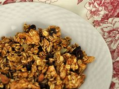 Pumpkin Granola Recipe on Yummly. @yummly #recipe