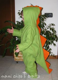 mami chips & crafts: C'era una volta un dinosauro...mangia carote...