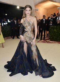 Met Gala 2018: Gigi Hadid- CosmopolitanUK