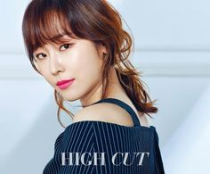 Another Oh Hae Young's Seo Hyun Jin is anything but average in High Cut photo shoot Korean Actresses, Korean Actors, Cute Girl Pic, Cute Girls, Kpop Girl Groups, Kpop Girls, Korean Beauty, Asian Beauty, Jin Photo