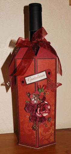 Beacarona's kort: Bottle wrapping