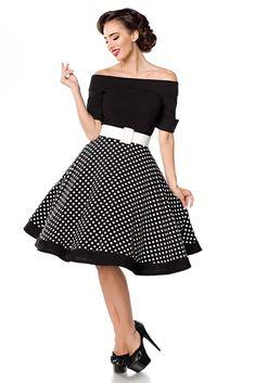 d558c3b50c2a Retro dámské šaty s puntíky - koupit online na Glara.cz  saty  šaty