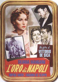L'Oro di Napoli di Vittorio De Sica - 1954
