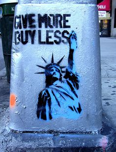 nyc stencil art by Loso, via Flickr