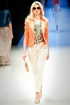 Markova fashion show BAAM