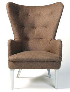 1940s Ernest Race DA1 Easy Chair reissued