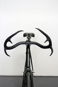 bike handlebar deer