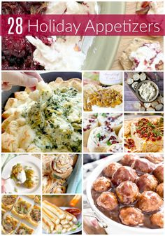 Best Thanksgiving Recipes, Best Christmas Recipes, Good Food, Yummy Food, Holiday Appetizers, Side Dishes Easy, Slow Cooker Recipes, Favorite Recipes, Meals