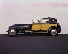 Bugatti Type 41 Royale Berline de Voyage body by Bugatti, 1932