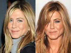 Jennifer Aniston makeup