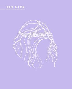ban.do to-do list - braid your hair!