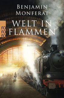BücherKaffee: Welt in Flammen | Benjamin Monferat