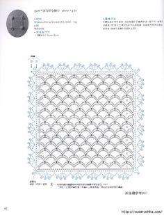 Crochet Knitting Artigianato: merletto d'Irlanda
