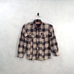 Kids Boys L/S Plaid Woven Shirt