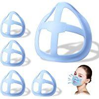 3D Face Bracket Inner Support Frame Lipstick Protector for Breathing Space