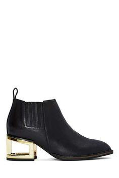 Jeffrey Campbell Metcalf Block Boot - Boots