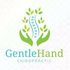 SOLD | #Gentle #Hand #Chiropractic logo