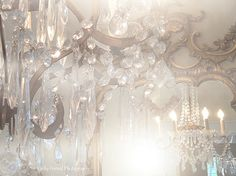 Paris Chandelier Prints Crystal Chandelier Print Dreamy